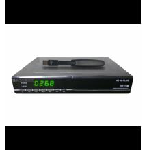 Samsat 90 HD Plus + cccam server de 12 mois + clé wifi.