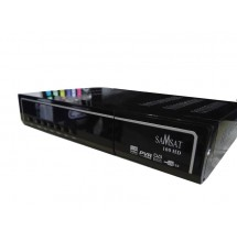 Samsat 100 HD IPTV Server Redcam et Redshare