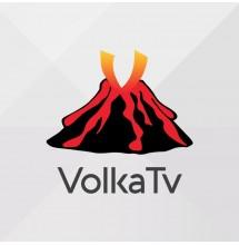 Abonnement IPTV VolkaTV pro2 12 mois officiel.