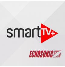 IPTV Smart+ pour ECHOSONIC 12 mois