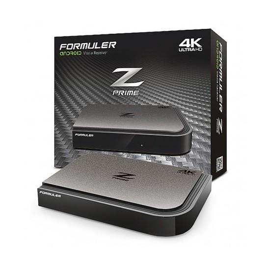 Formuler Z Prime 4K IPTV Multimedia TV Android UHD