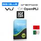 Service Oscam script 12 mois + VOD Maghreb
