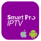 Abonnement Smart Pro IPTV 12 mois Android IOS.