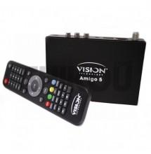 VISION AMIGO 5 + 24 mois vanilla + 18 mois smart iptv + VOD.