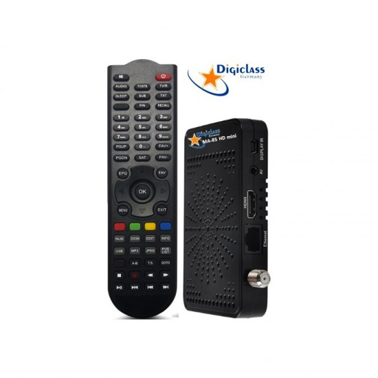 Digiclass MA-85 HD MINI + Smart plus IPTV 12 mois + clé WIFI