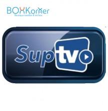 Service SUPTV IPTV Moresat 12 mois