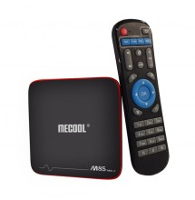 MECOOL M8S PRO W Android 7.1 TV Box Amlogic S905W