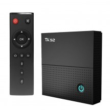 Box Android TX92 3GB / 32GB, S912 + Abonnement IPTV 12 mois
