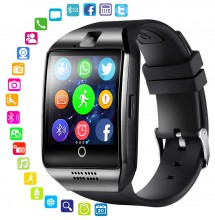 Montre connectée smartwatch android camera
