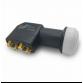 Quad LNB 4k Tv 0,1 dB Gain