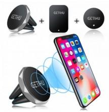 Support de téléphone et GPS de voiture Support d'aération magnétique