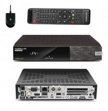 formuler F4 Turbo h2.65 HDTV + abonnement 12 mois