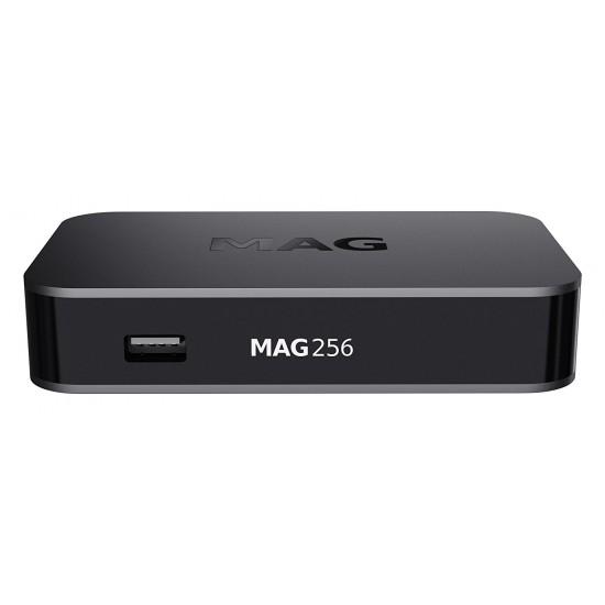 Mag 256 IPTV + abonnement 12 mois Magnum OTT FHD