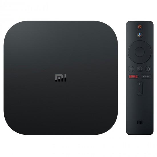 Xiaomi mi TV BOX S Android 8.1 4K 2g 8g + Abonnement Magnum OTT 12 mois