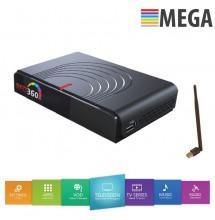 Red360 Mega IPTV 12 mois