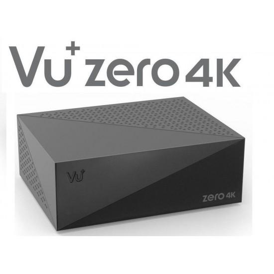 Vu + Zero 4k + script Oscam 12 mois
