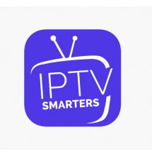 Abonnement IPTV smarters pro 12 mois