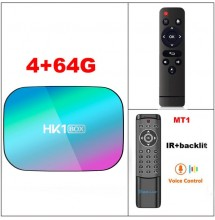 HK1 BOX 8K 4GB / 64GB android