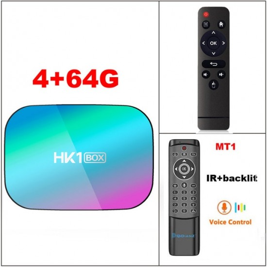 HK1 BOX 8K 4GB / 64GB android