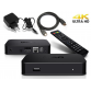 Infomir MAG 420W1 WIFI 4K UHD IPTV Android box + Abonnement iptv 12 mois