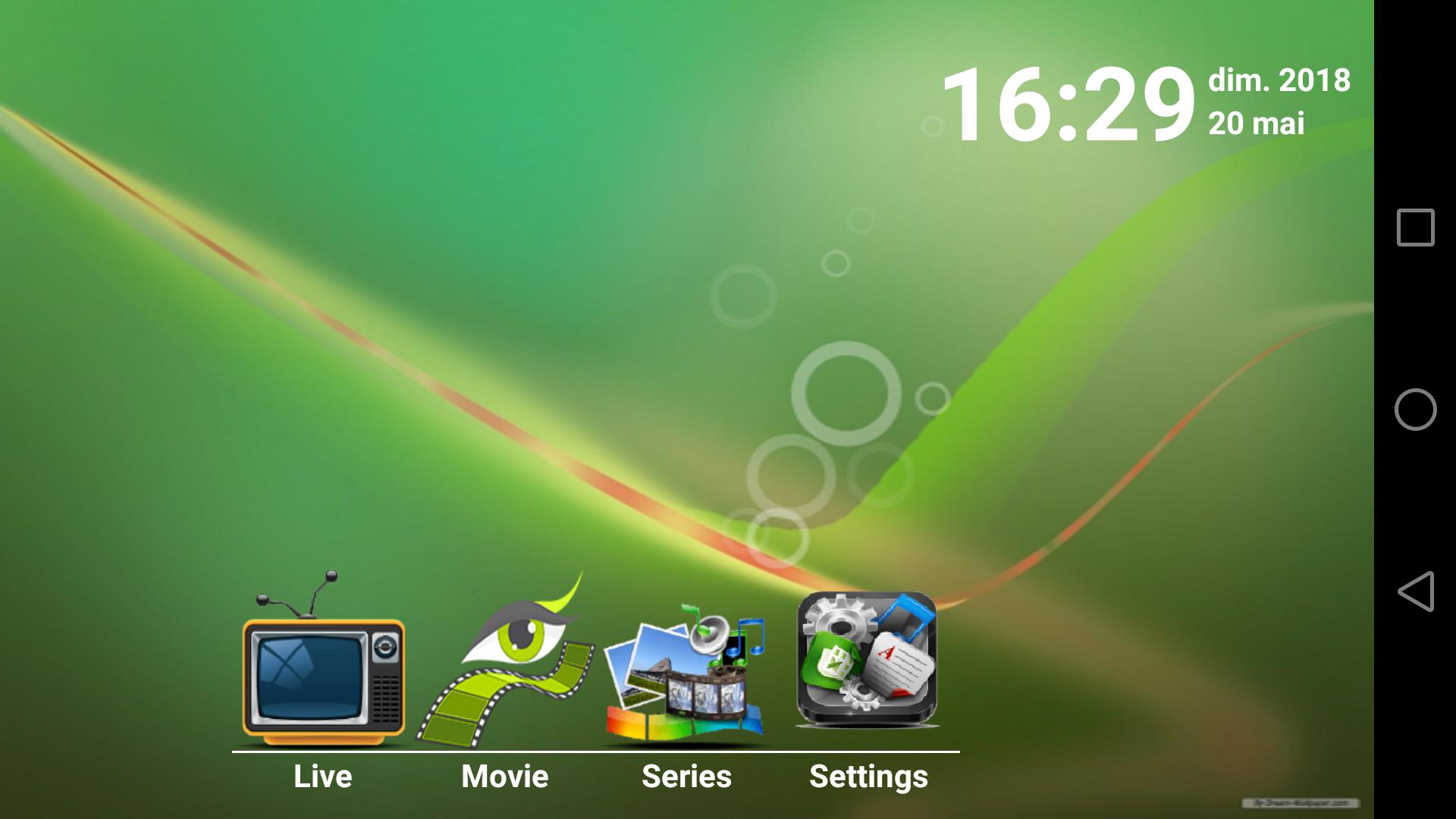 Magnum OTT android IPTV 4k UHD Prix 45€ APK code